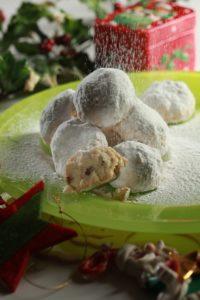 κουραμπιέδες, χριστουγεννιάτικα γλυκά, χριστούγεννα στην Σκόπελο