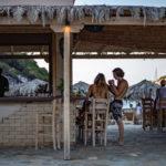 Skopelos glysteri çimərlik barı
