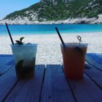 Barra trá Skopelos glysteri