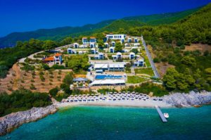 adrina hotels, adrina resort and spa, hotels skopelos, panormos skopelos