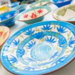 skopelos artists Liz McGhie ceramacist