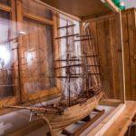 skopelos kunstnikud boudalas mpountalas yannis puidu mikrosaatmise mudelis laevaehitaja