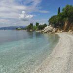 Skopelos karkatzouna kalives Strand