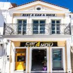 Skopelos car you