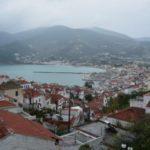 Skopelos atrion otaqları