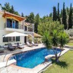 Skopelos აუზი villa geraki