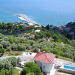 Skopelos villa disi glans