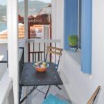Skopelos chez nellie -talo
