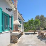 Skopelos kechriotis Estate kampos