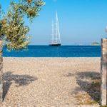 Skopelos pelagos beachfront panormos