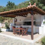 Vila s bazenom Skopelos augusta
