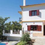 Villa linn snámha Skopelos augusta