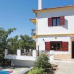 Villa Skopelos augusta con piscina