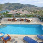 Skopelos Avaton villa met zwembad