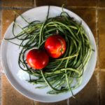 Skopelos fasolaki stay food experience