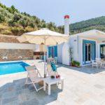 Villa lateral de Skopelos Anastasia