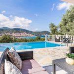 Villa linn snámha Skopelos Revenio