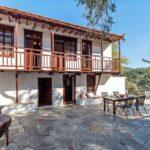 Skopelos aletri medenceház