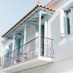 Skopelose asteriate maja