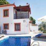 Skopelos აუზი villa elena