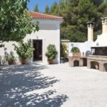 Skopelos hovuzlu villa tenedos