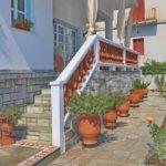 Skopelos villa akrothea
