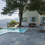 Skopelos villa alishea