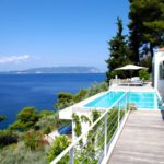 Skopelos villa qumbaraları