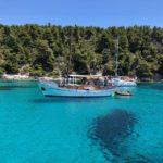 Skopelos- ის საზღვაო ექსკურსია ფედერალურ კრუიზებზე