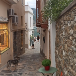 Skopelos alexandros käsintehdyt korutarvikkeet