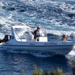 Skopelos blue wave boat rental