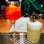 Skopelos kraken seaside drink dine