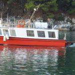 Skopelos sporades sea water taxi