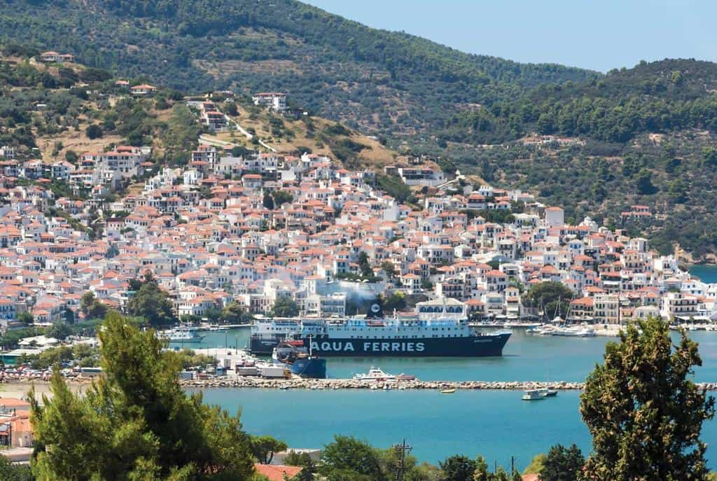 Skopelos Villa Almond Tree, skopelos villas, SKOPELOS.COM