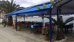 flisvos skopelos, pește taverna Flisvos skopelos, flisvos loutraki, restaurante și taverne skopelos