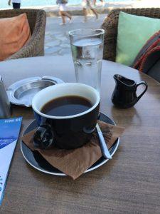 caravia cafe skopelos, chora skopelos, mic dejun skopelos