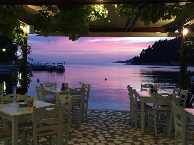 koralni obseg, restoran koralja, koralne agnontase