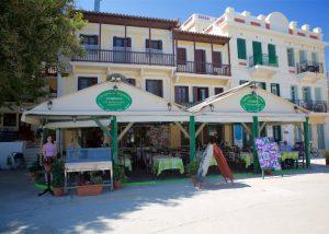 kiratso skopelos, restaurante și taverne skopelos, chora skopelos, kiratso taverna skopelos
