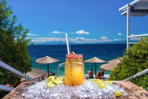 Adrina Hotels, Skopelos Cocktails, Skopelos Insel