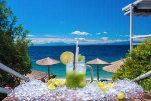 cocktails skopelos, adrina resort and spa, adrina hotels
