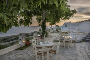 ptharakia glossa Skopelos, glossa küla Skopelos